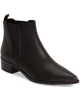 Yale Suede Chelsea Boots