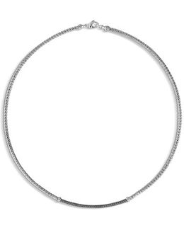'classic Chain' Collar Necklace