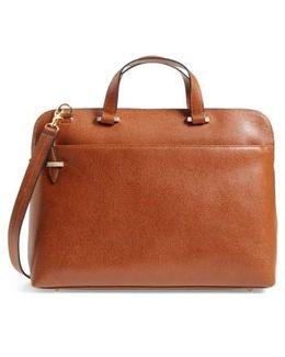 Medium Jamie Rfid Leather Briefcase