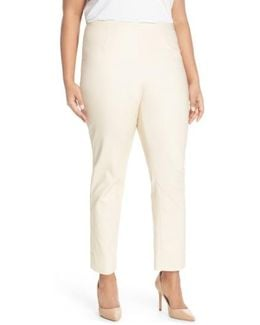 'perfect' Side Zip Pants