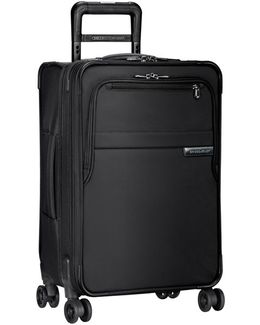'baseline' Domestic Expandable Rolling Carry-on