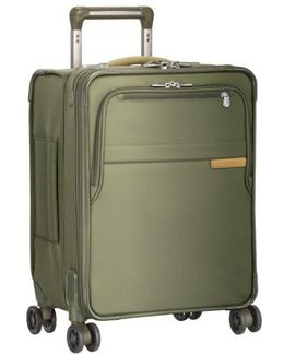 'baseline - Commuter' Expandable Rolling Carry-on