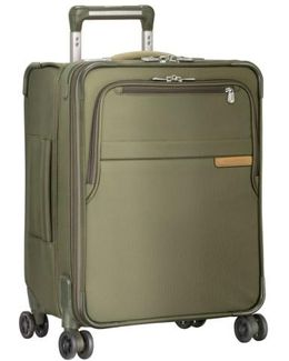 'baseline' Wide Body Expandable Rolling Packing Case