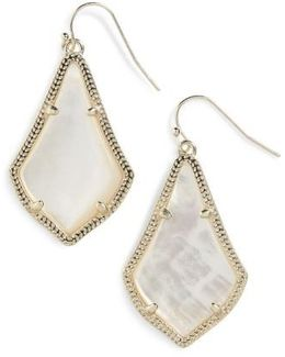 'alex' Teardrop Earrings
