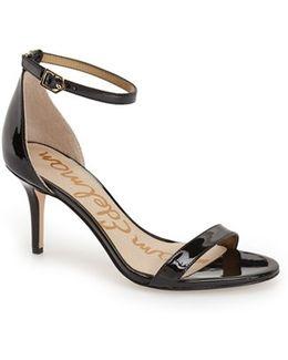 'patti' Ankle Strap Sandal