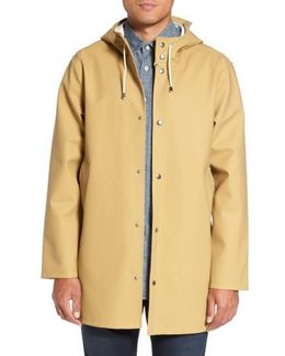 Stockholm Waterproof Hooded Raincoat