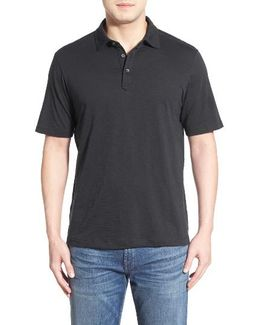 'portside Player Spectator' Regular Pima Cotton Polo
