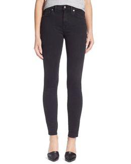 'high Riser - Skinny Skinny' Jeans