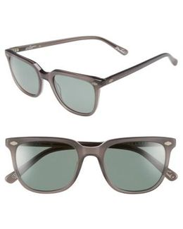 'arlo' 53mm Polarized Sunglasses
