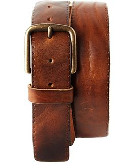 'winslow' Leather Belt