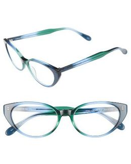 Diana 53mm Cat Eye Reading Glasses