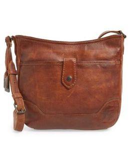 Melissa Button Crossbody Bag