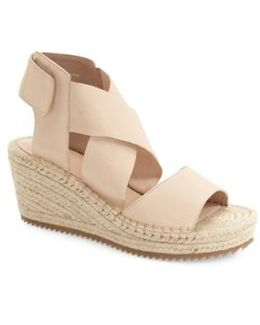 'willow' Espadrille Wedge Sandal