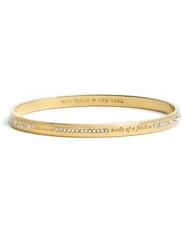 'idom - Pave Bridesmaid' Bangle