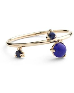 Sapphire & Lapis Ring (nordstrom Exclusive)