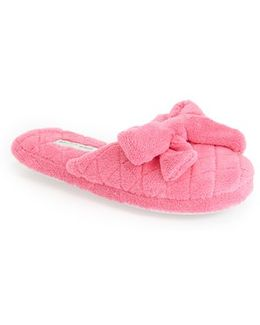 Bonnie Bow Slippers