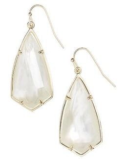 Carla Semiprecious Stone Drop Earrings