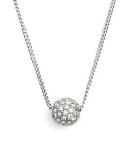 'fireball' Pendant Necklace