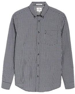 Mod Fit Gingham Sport Shirt