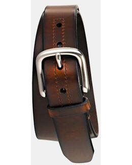 'hanover' Leather Belt
