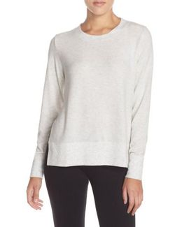 'glimpse' Long Sleeve Top