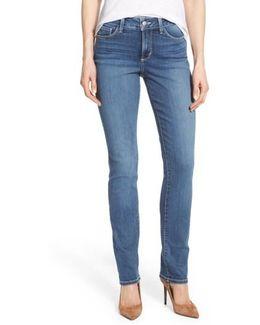 'samantha' Stretch Slim Straight Leg Jeans