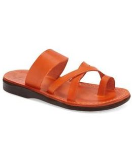 'the Good Shepard' Leather Sandal