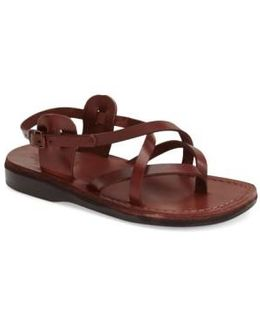 Tamar Leather Sandals