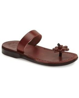 Esther Leather Sandals