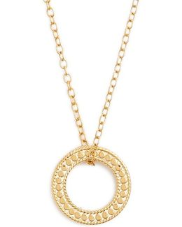 Jewelry That Makes A Difference Circle Of Life Pendant Necklace
