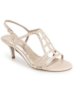 Amari Embellished Sandals