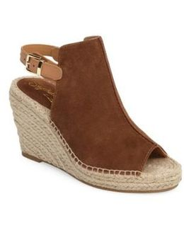 'charismatic' Espadrille Wedge