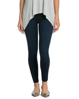 Spanx Denim Crop Leggings
