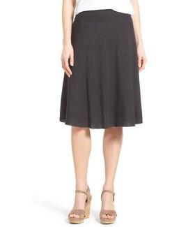 Summer Fling Linen Blend Skirt
