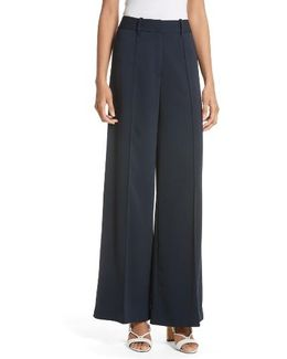 'hayden' Wide Leg Trousers