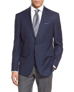 Trevi Trim Fit Wool Blazer