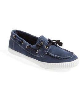 Sayel Away Canvas Boat Shoes