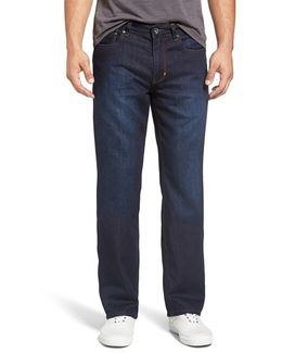'caymen' Relaxed Fit Straight Leg Jeans