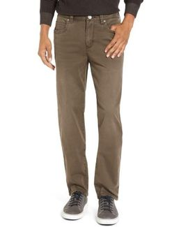 'santiago' Washed Twill Pants