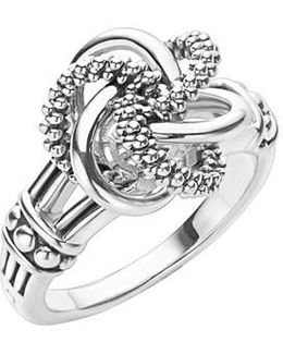 'love Knot' Ring