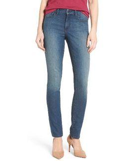 'alina' Stretch Skinny Jeans