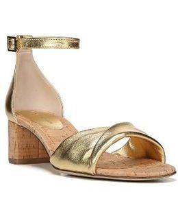 'florence' Ankle Strap Sandal