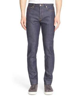'New Standard' Skinny Fit Jeans