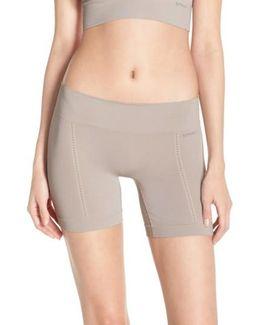 Spanx Lounge-hooray! Mid-thigh Shorts