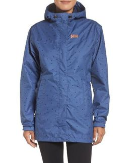 'bellevue' Waterproof Coat