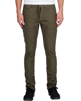 'vsm Gritter' Tapered Chinos