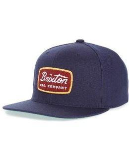 'jolt' Snapback Cap