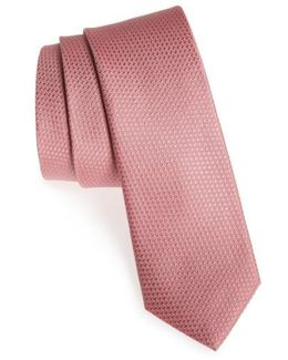 Seattle Textured Silk Tie
