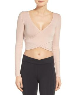 Ameilia Two-way Crop Top