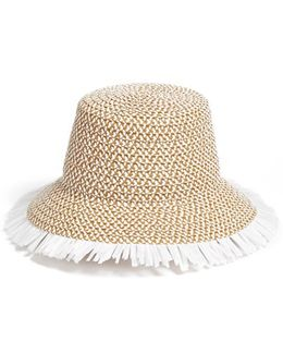 'tiki' Bucket Hat